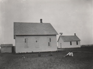Paullina Meeting House and School House-prior to 1900