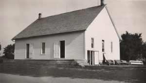 Paullina Meeting House early 1940's
