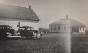 Paullina Meeting House -late 1930's
